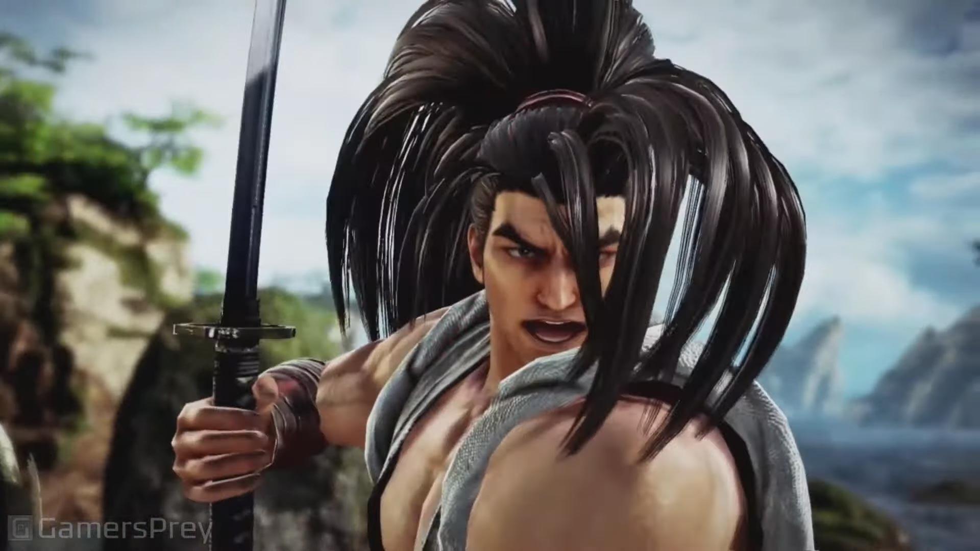 Soul Calibur 6 Haohmaru Trailer Screenshot Gallery 5 out of 6 image gallery