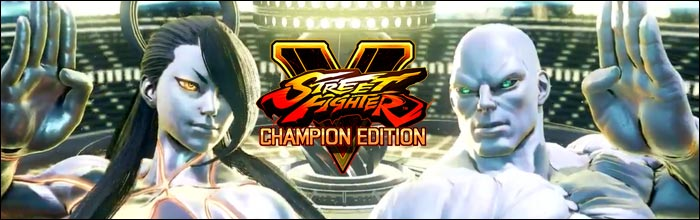 Updated Character Select Screen Revealed For Street Fighter 5