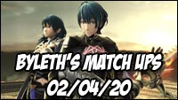 Byleth's EventHubs tiers and match ups image #2