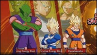 Z Assist Select in Dragon Ball FighterZ image #1