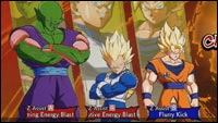 Z Assist Select in Dragon Ball FighterZ image #2