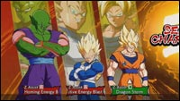 Z Assist Select in Dragon Ball FighterZ image #3