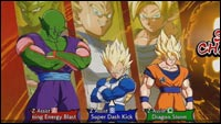 Z Assist Select in Dragon Ball FighterZ image #4
