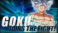 Kefla and Ultra Instinct Goku reveal  out of 17 image gallery