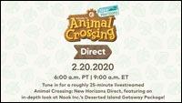 Animal Crossing Direct image #1