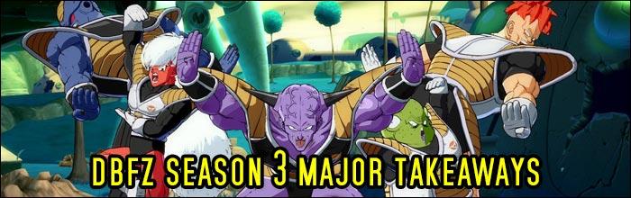 5 Big Takeaways From Dragon Ball Fighterz S Season 3 Showcase