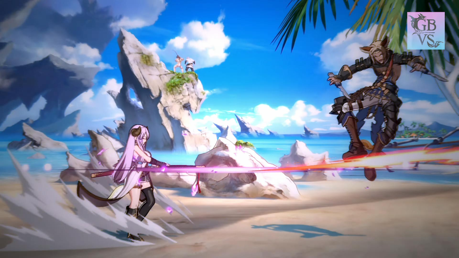 Granblue Fantasy Versus Narmaya Trailer Gallery 4 out of 12 image gallery