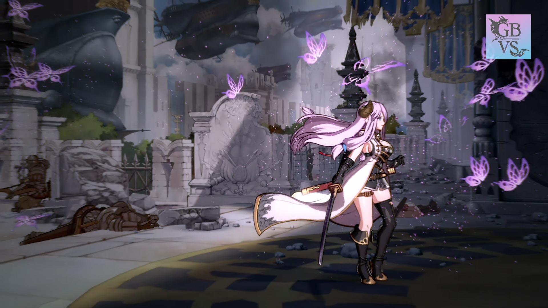 Granblue Fantasy Versus Narmaya Trailer Gallery 5 out of 12 image gallery