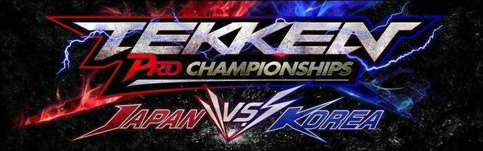 Tekken Pro Championship Japan Vs Korea 2020 Results