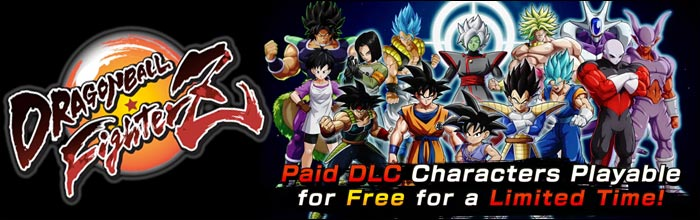 Three Dragon Ball Fighterz Dlc Characters Are Accessible For Free