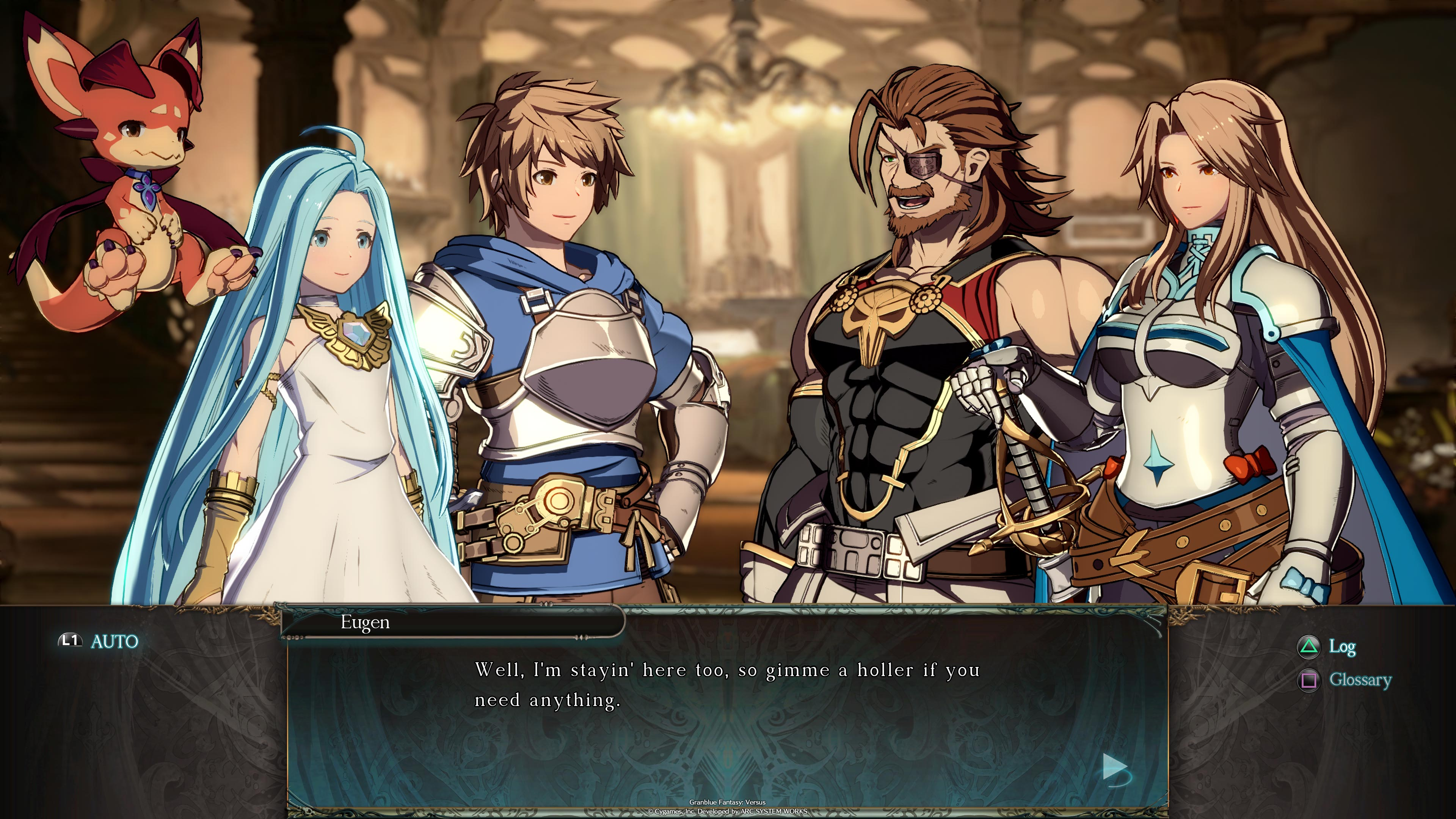 Granblue Fantasy: Versus review 2 out of 3 image gallery