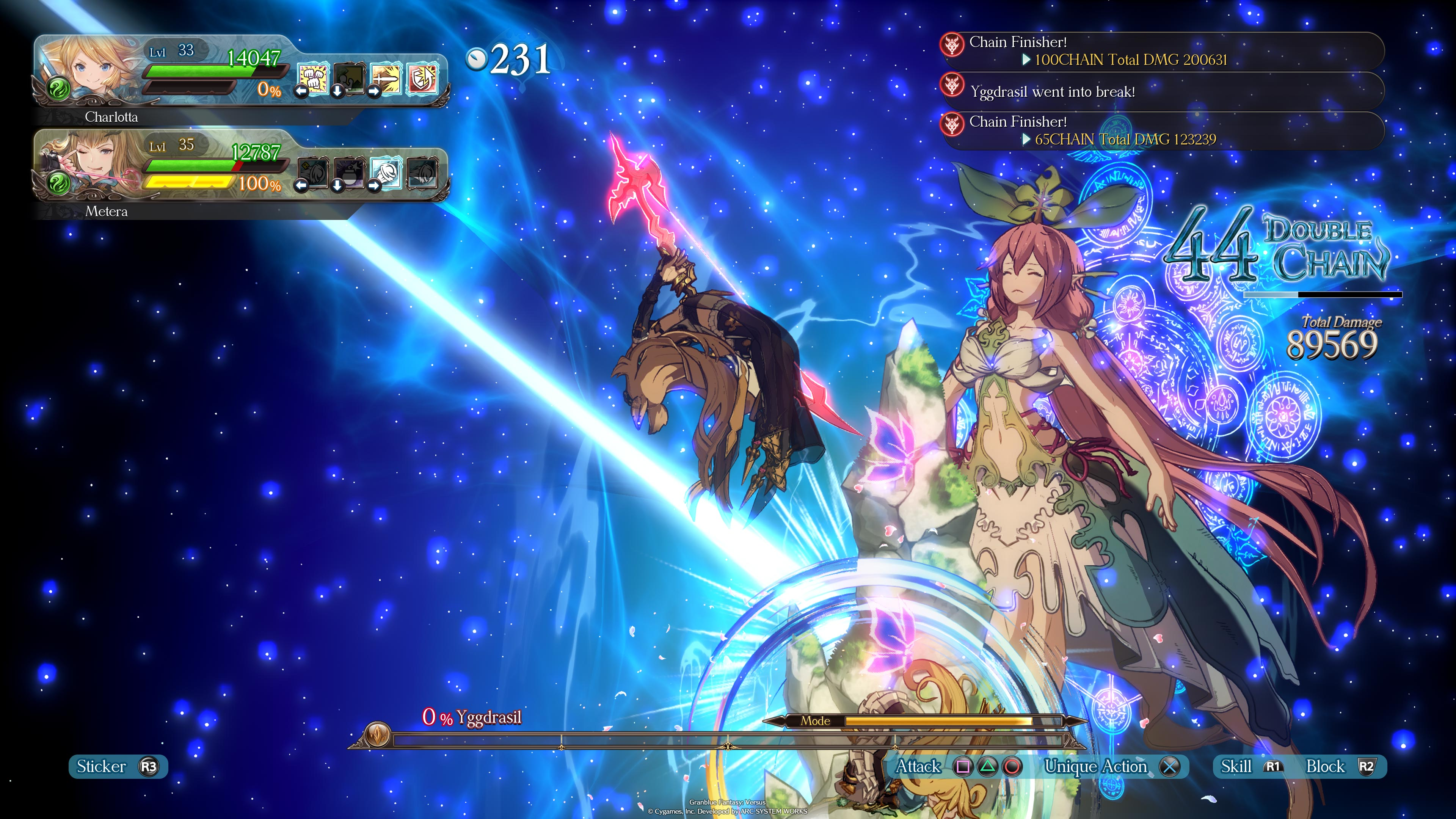 Granblue Fantasy: Versus review 3 out of 3 image gallery
