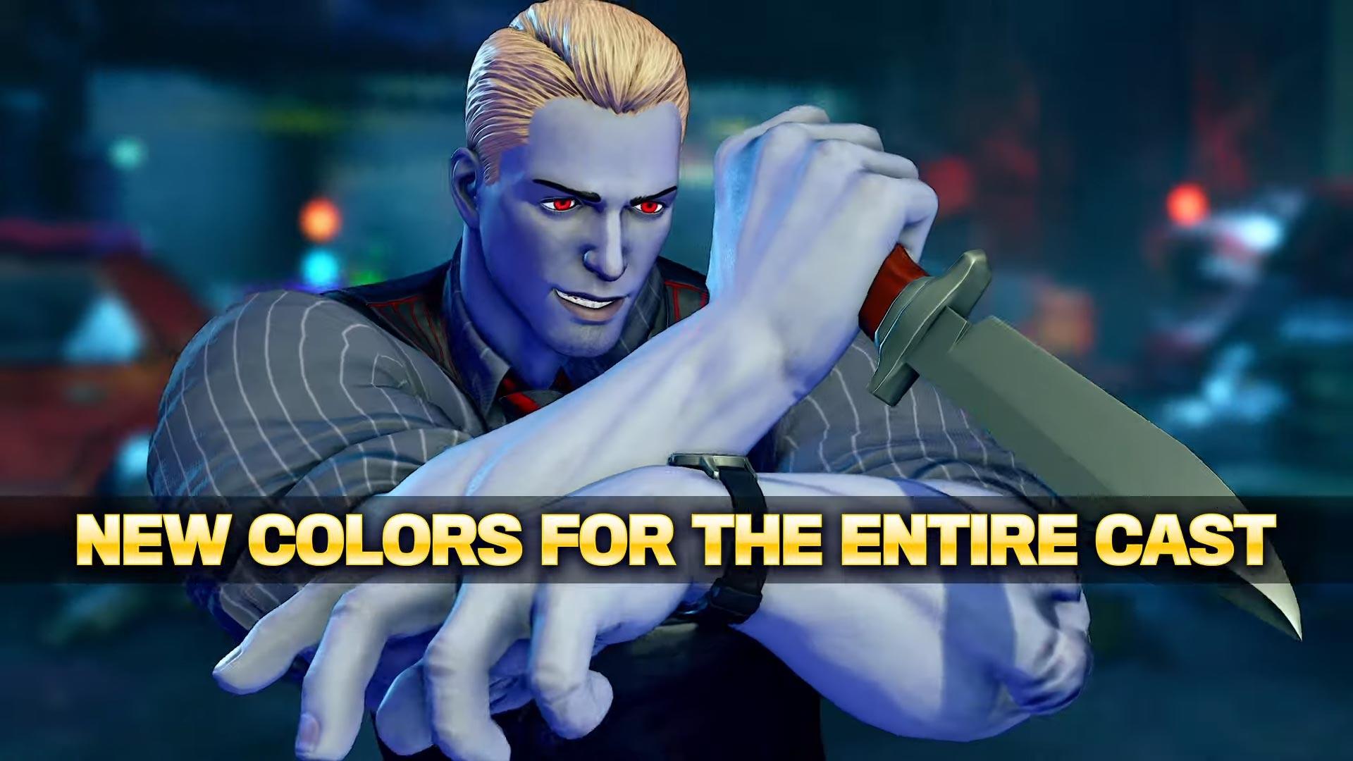 New Capcom Pro Tour DLC  3 out of 6 image gallery