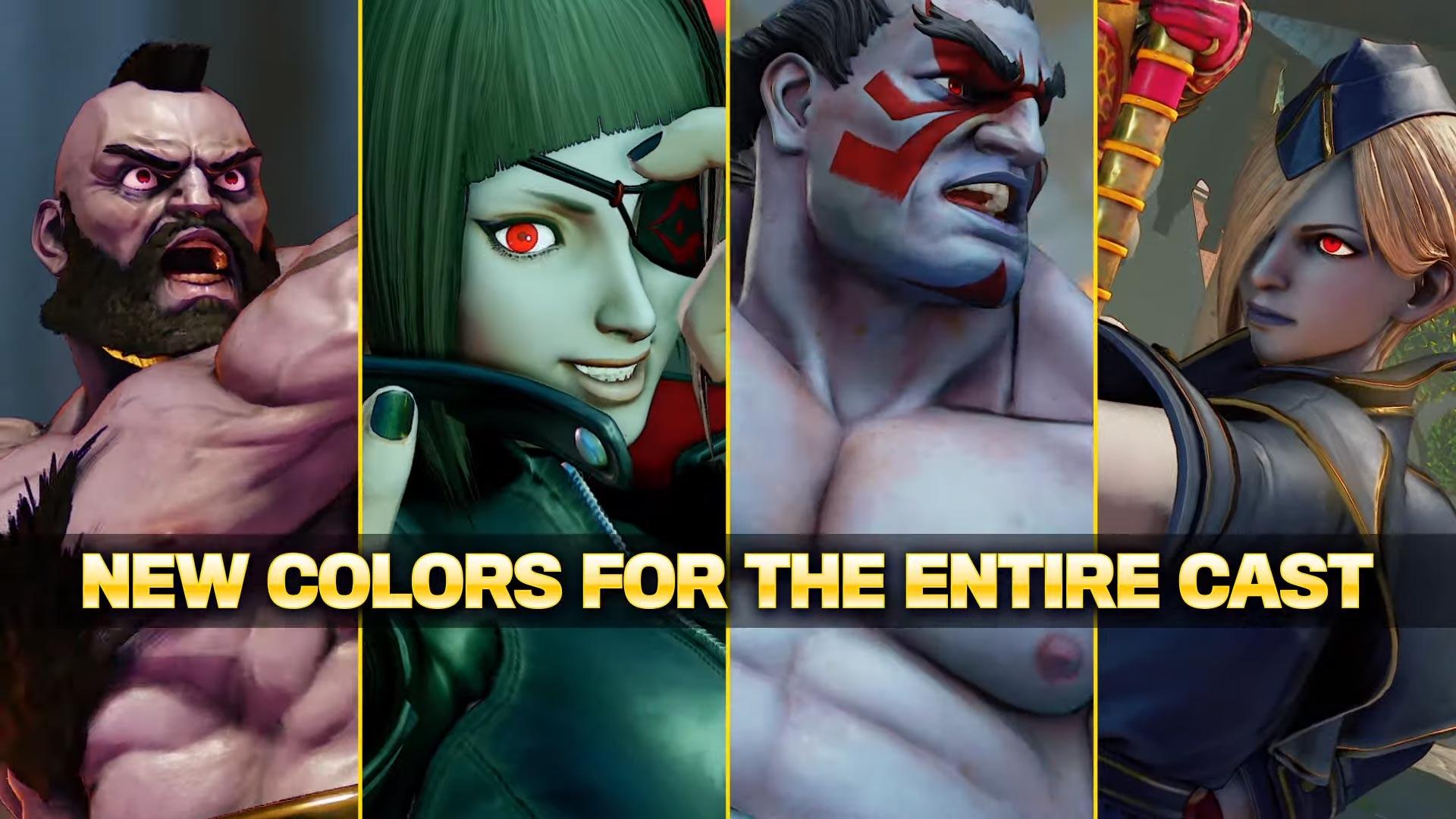 New Capcom Pro Tour DLC  4 out of 6 image gallery