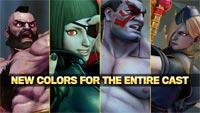 New Capcom Pro Tour DLC   out of 6 image gallery