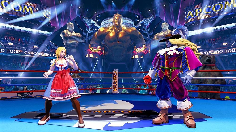New Capcom Pro Tour DLC  6 out of 6 image gallery