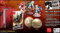 Guilty Gear 20th anniversary image #1