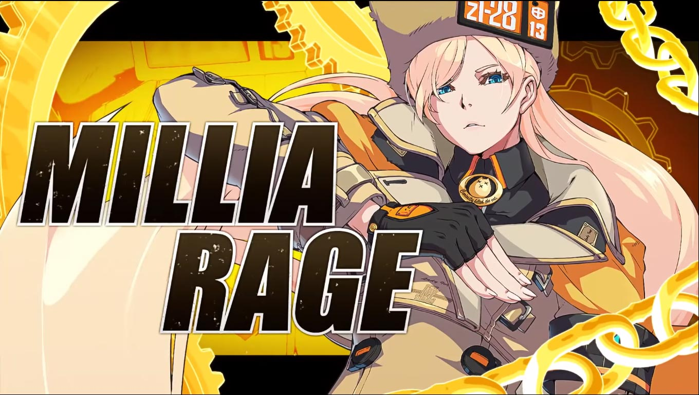 Millia Rage and Zato-1 2 out of 9 image gallery