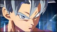 HD UI Goku screens image #1