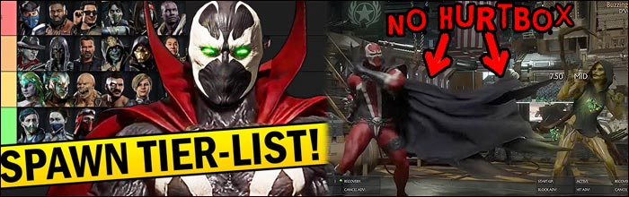 Where Does Spawn Rank On The Mortal Kombat 11 Tier List