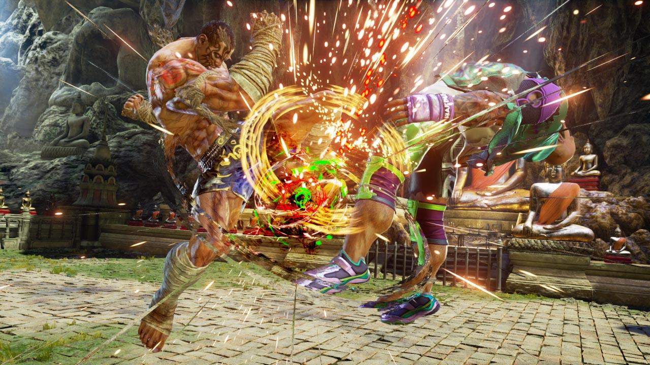 Tekken 7 dostane v úterý update