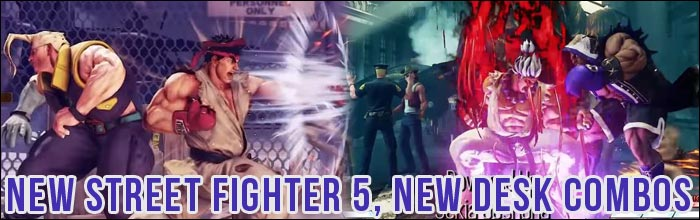 Desk Shows Off New Potential From Ryu Akuma And Others Thanks To