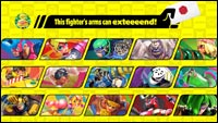 Super Smash Bros. Arms tease  out of 3 image gallery
