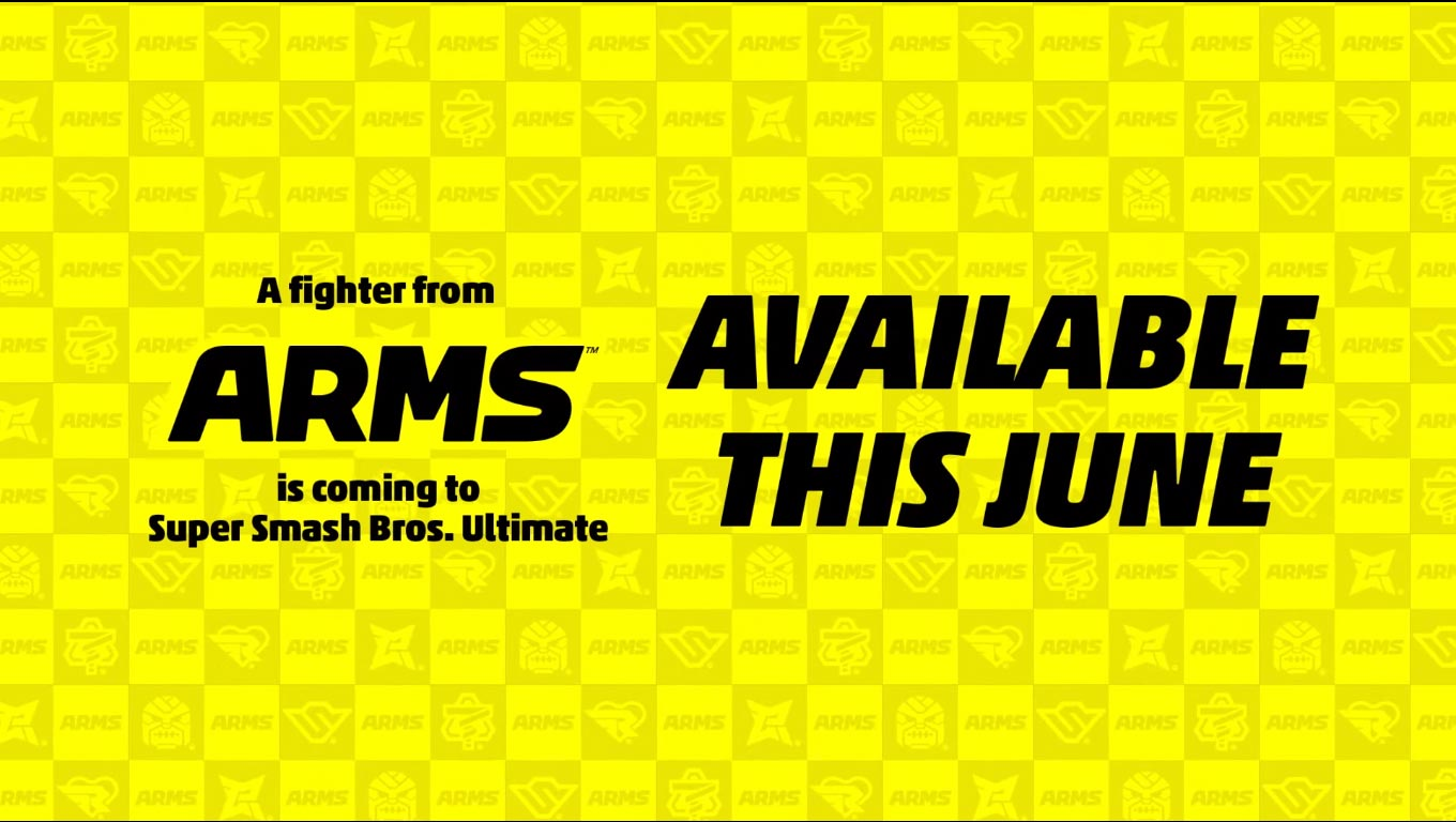 Super Smash Bros. Arms tease 3 out of 3 image gallery