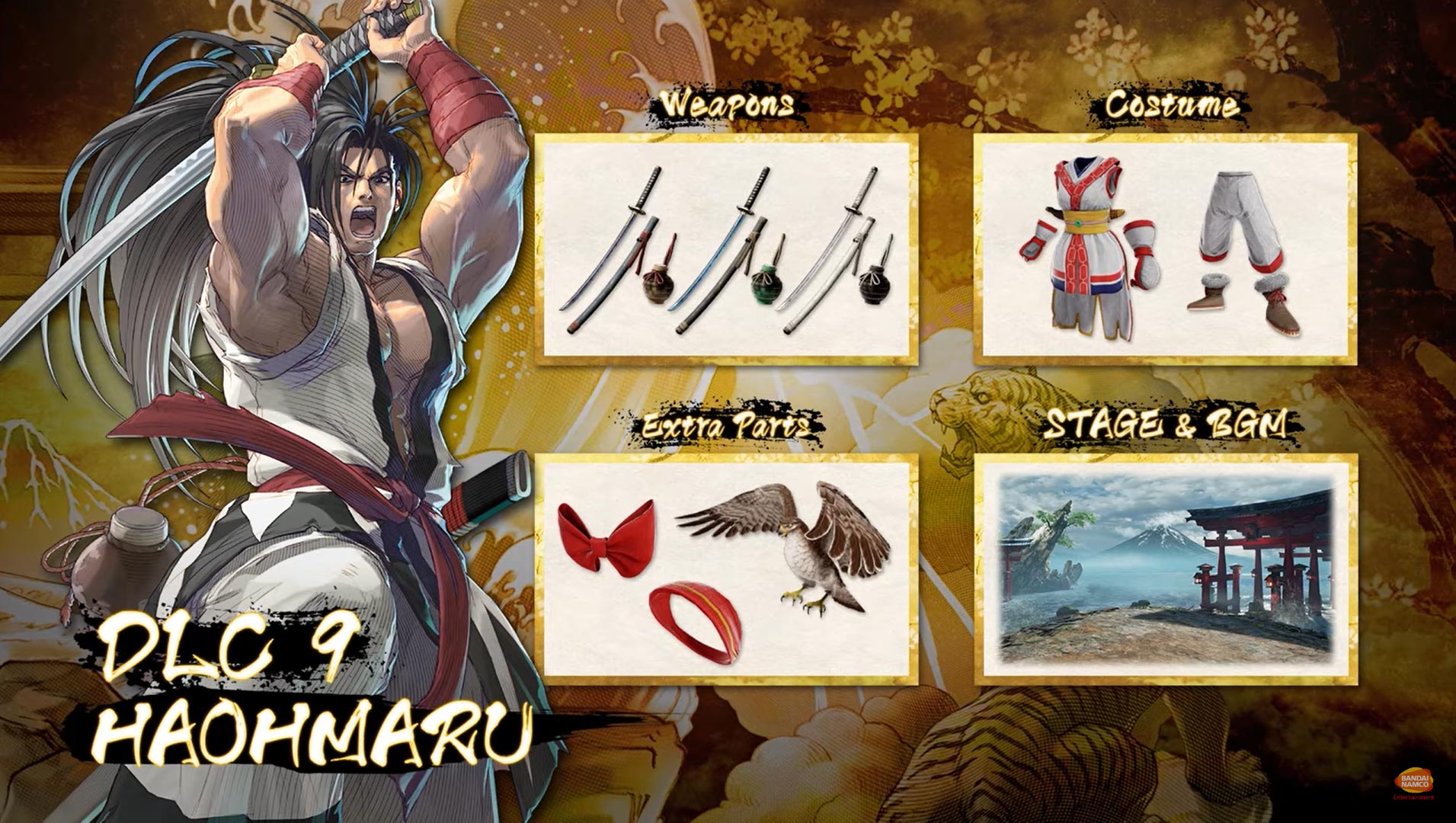 Haohmaru release date trailer 9 out of 9 image gallery