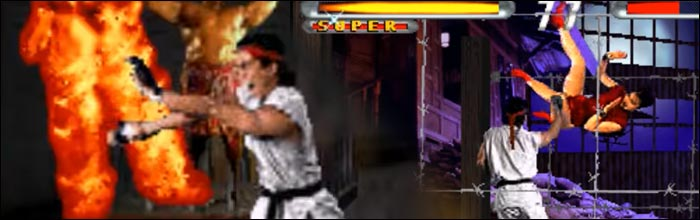 5 Shoryukens Combo In A Row And So So Much More Street Fighter