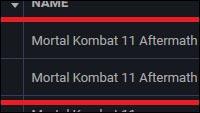 Mortal Kombat 11 Aftermath image #1