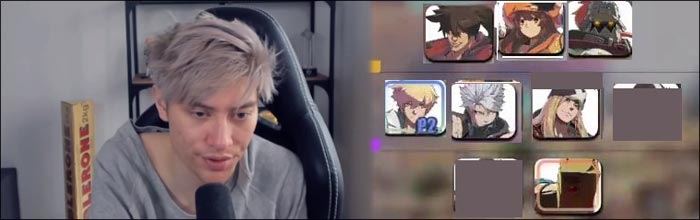 Leffen Releases His Guilty Gear Strive Closed Beta Tier List