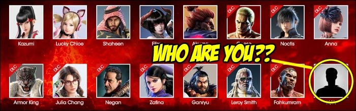 Tekken 7 S Website Adds Entry For A New 50th Character As A