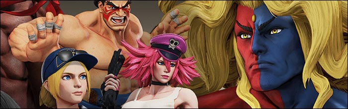 You Can Try Out All Of Street Fighter 5 Season 4 S Dlc Characters