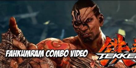 Fahkumram Can Achieve A 100 Touch Of Death Combo In Tekken 7 With