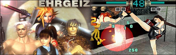 That Time Much Of Final Fantasy 7 S Roster Was Shoved Into A Really Bad Tekken Clone As Guest Fighters