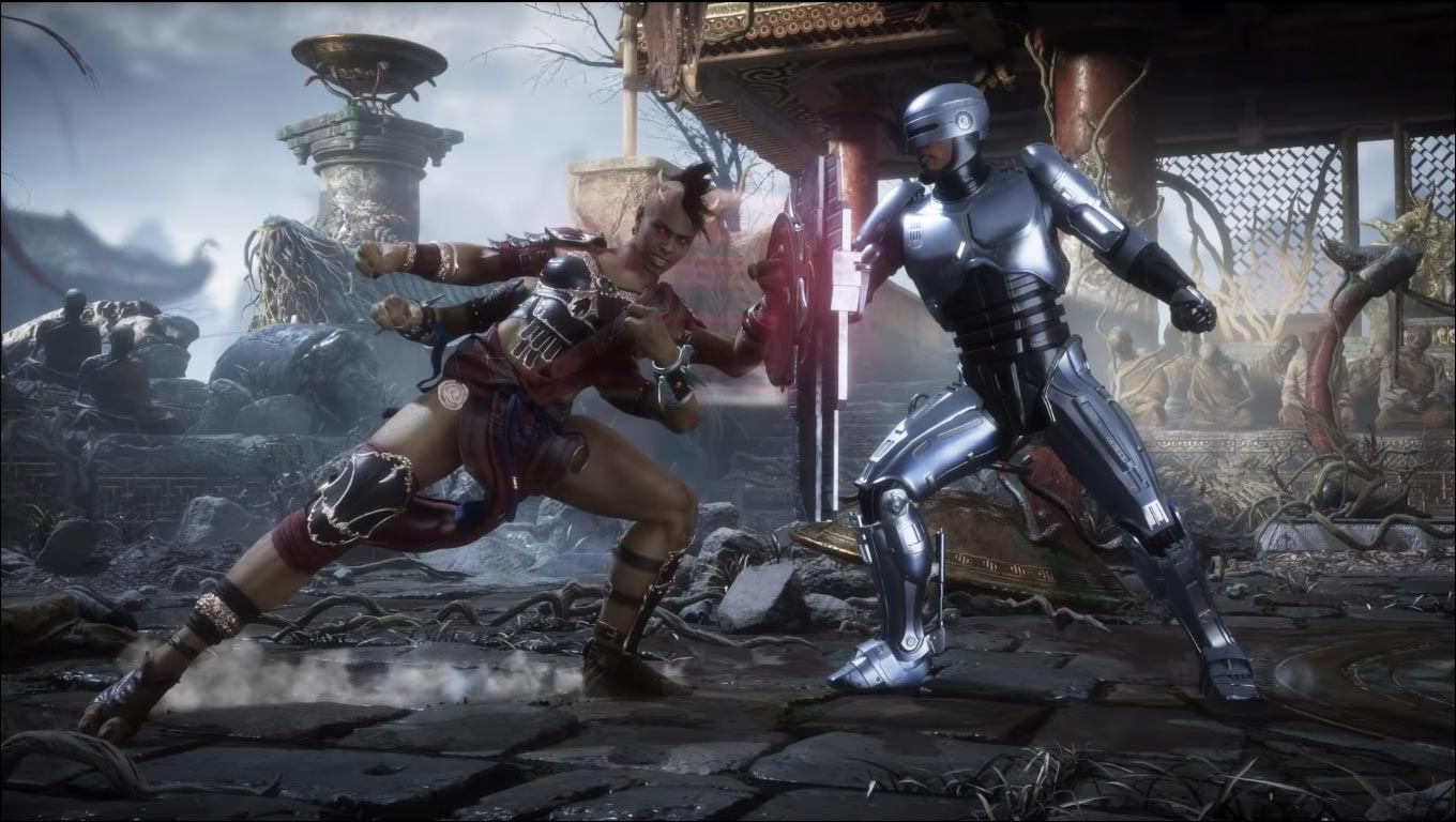 RoboCop in Mortal Kombat 11 3 out of 3 image gallery