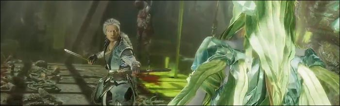 First Look At Fujin S Intro Animation And Dialogue In Mortal