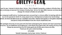 Guilty Gear Strive delay image #1