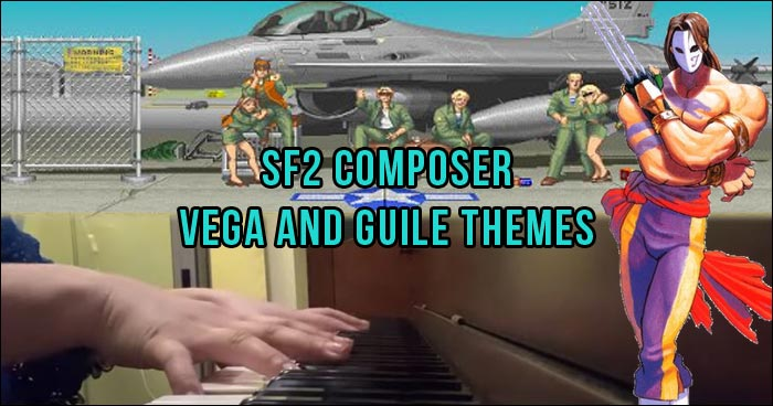 Hauntingly Beautiful Piano Renditions Of Guile And Vega S Classic