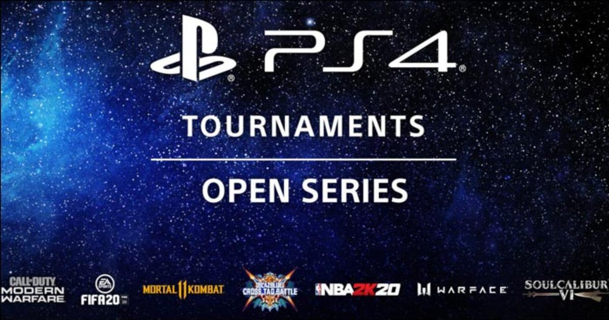Mortal Kombat 11: Aftermath, Soul Calibur 6 and BlazBlue Cross Tag Battle featured in official PlayStation 4 Tournaments: Open Series starting in June - EventHubs