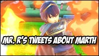 Mr. R's thoughts on Marth in Smash Ultimate image #1
