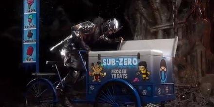 Sub Zero Mortal Kombat 11 Aftermath Friendship Revealed