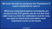 Sony Postponement  image #1