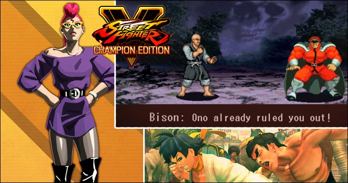 Street Fighter V Champion Edition Season 5 Characters Already In