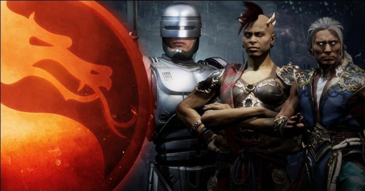 Fujin Sheeva And Robocop Now Available Individually In Mortal