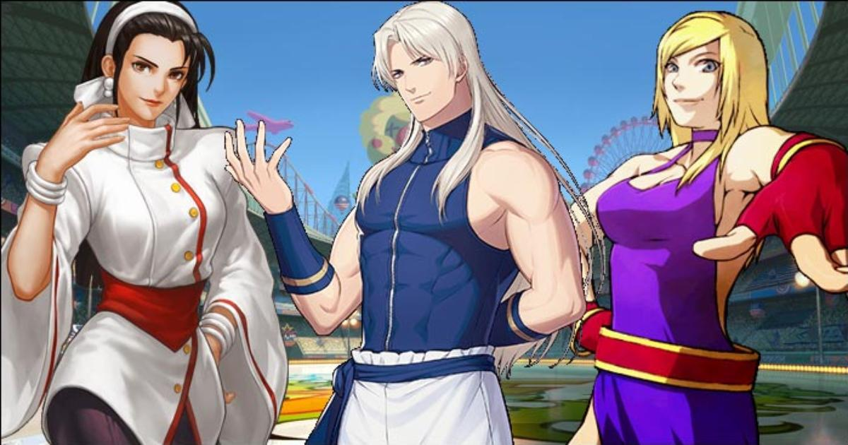 Six Missing Characters I D Love To See Make A Comeback In King Of Fighters 15 The name jailhouse rock probably refers to the. comeback in king of fighters 15