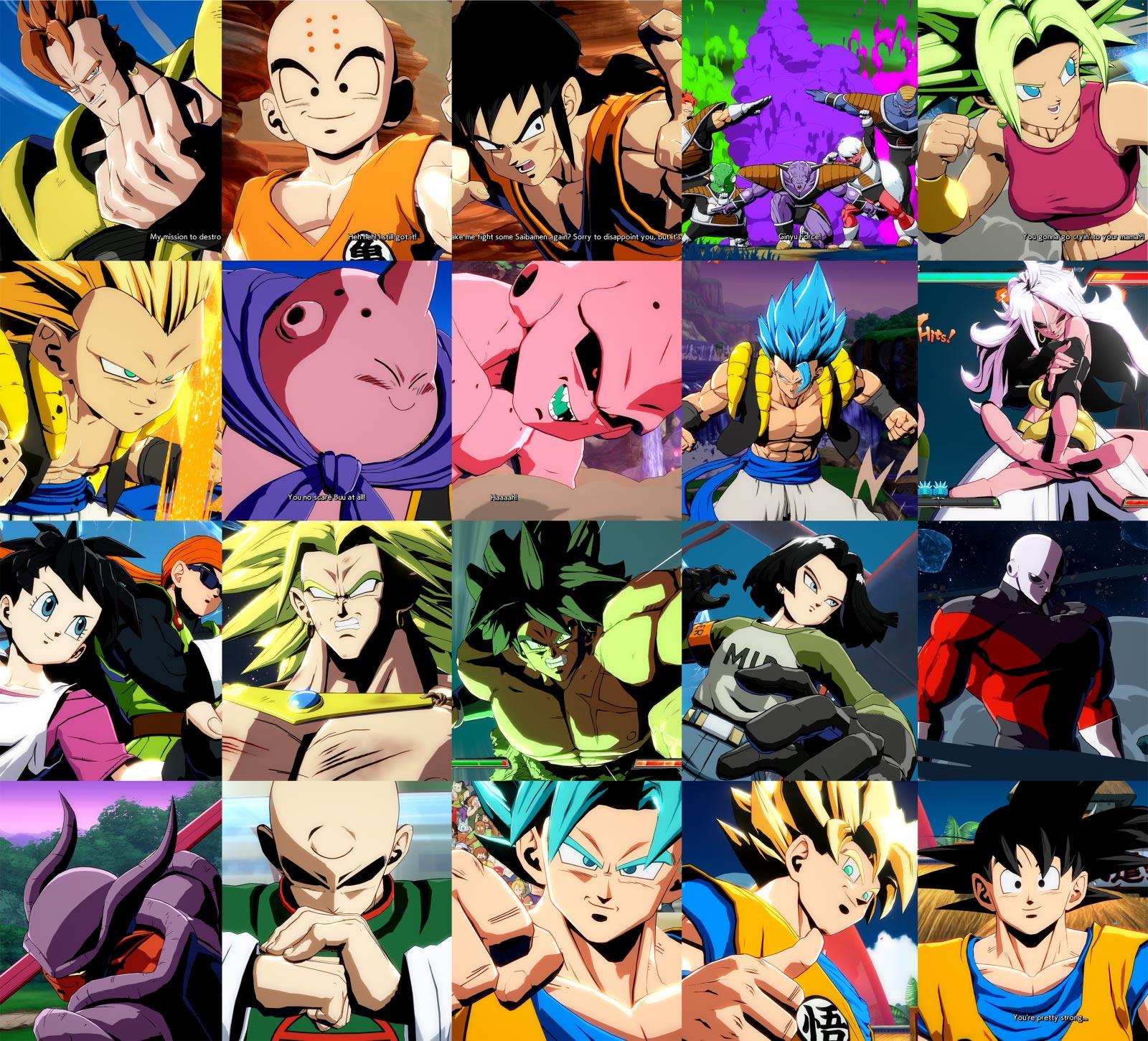 Dragon Ball Fighterz Manga Look Mod Jcr Comic Arts