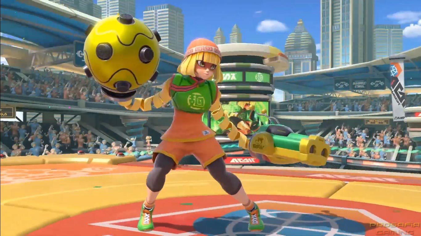 Min Min in Super Smash Bros. Ultimate 3 out of 5 image gallery