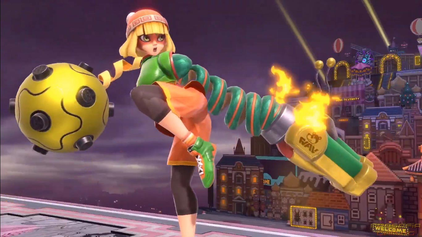 Min Min in Super Smash Bros. Ultimate 4 out of 5 image gallery